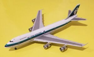 Gemini Jets Select 1:400 Air New Zealand 747-200 Delivery Colors ZK-NZX Rare