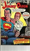 Superman's Pal Jimmy Olsen #125 Dec 1969  DC Comics