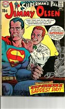 Superman's Pal Jimmy Olsen #125 Dec 1969  DC Comics