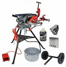 Toledo 15682 Pipe Threader fits RIDGID® 300 Complete Aftermarket 811A 418 Oiler