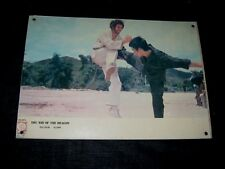 Orignl RETURN OF WAY OF THE DRAGON BRUCE LEE Country Of Origin GOLDEN HARVEST #4