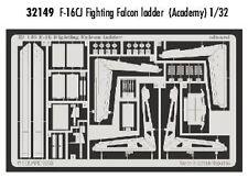 Eduard 1/32 F-16 ladder for Tamiya / Academy # 32149