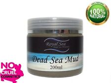 Dead Sea Body Care Mud Minerals Natural Face Mask Skin Spa, ROYAL SEA