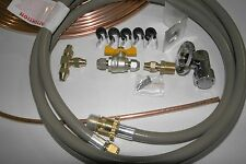the Ultimate Weber Q to Caravan gas line hose bayonet retrofit kit inc 3m Hose
