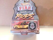 Hot Wheels - 1/64 - Fire Department Rods San Ramon Ca. Fire Dept. - 40 Ford