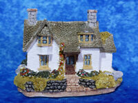 LILLIPUT LANE Kirkbrae Cottage - Scottish Collection 1989 - Model / Ornament