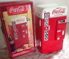 Ceramica Coca Cola/Coke Distributore Automatico BARATTOLO BISCOTTI/Biscuit