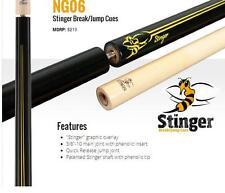 McDermott Stinger NG06 Jump / Break Pool Cue w/ FREE Shipping