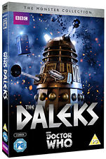 DOCTOR WHO - THE MONSTER COLLECTION - THE DALEKS - DVD - REGION 2 UK