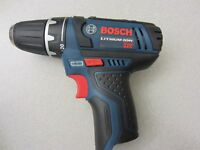 """BRAND NEW 12 VOLT BOSCH PS31 -- LITHIUM-ION 3/8"""" DRILL-DRIVER"""