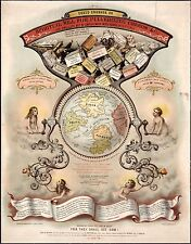 300+ Vintage Old CARTOGRAPHIC Map ATLAS Earth Decorative Art (High Res .jpg DVD)