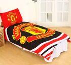 Manchester Utd FC CLUB FOOTBALL impulsion motif Jeu de Housse couette réversible