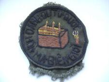 Issued Militaria (1961-1975/Vietnam War) Patches
