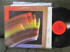 SUTHERLAND BROTHERS & QUIVER Slipstream 1976 orig LP Columbia w/lyric yacht rock