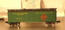 Rivarossi  N:  9357 US Boxcar   Reefer      ***ungefahren*  + OVP