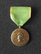 ^ (a19-066) US Orden WWII WOMEN'S corps medal