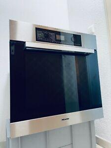 Miele H 5241 B Backofen Klimagaren Display w NEU autark Touch Ofen Edelstahl