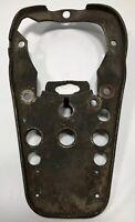 VINTAGE HARLEY PANHEAD SHOVELHEAD DASH SPEEDOMETER MOUNT BRACKET Knucklehead