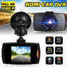 "2.7"" 1080P HD Car DVR Camera Dash Cam Recorder Tachograph Camcorder Night Vision"
