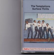 The Temptations-Surface Thrills music cassette