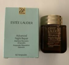 Estee Lauder Advanced Night Repair Intensive Recovery 60 Ampoules New In Box