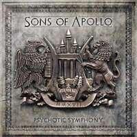 Sons Of Apollo - Psychotic Symphony NEW CD