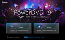 For ALL DVD ✔️ CyberLink PowerDVD Ultra 19 NOT 18 ✔️ License ✔️ Digital Download