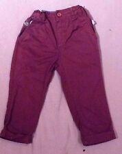 Markenlose Baby-Hosen & -Shorts für Jungen ohne Muster