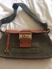 Vintage Dior Mini Bag With Logo