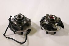 Ford F-150 Wheel Bearing and Hub Assembly MPA WH515118 pair