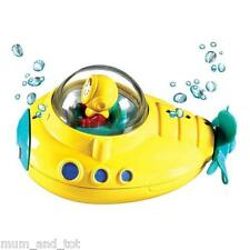 Munchkin Bath Toy Undersea Explorer Submarine Rattle Play Fun