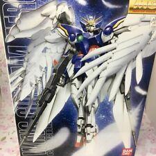 ya08126 MG Gundam W XXXG-00W0 Wing Gundam Zero Custom 1//100 Plastic Model Kit