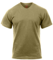 US Army Coyote Brown AR-670-1 Compliant Military OCP T-shirt rothco 67847