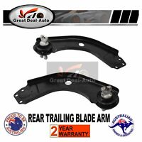 Pair Rear Trailing Blade Arm For Ford Falcon BA BF FG 2002-ON,Territory 2004-ON