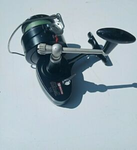 Garcia Mitchell 386 Saltwater Sea vintage Fishing Angling Spinning Beach Reel