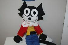"New ListingVintage Rare 1950's Felix The Cat 25"" Stuffed Plush Animal"