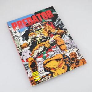 Predator Nr. 2 - Hethke Comic - 1990 - Deutsch / German