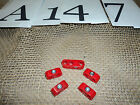 A147 - SUPPORTI FILI CAVI CANDELE ROSSI VOLKSWAGEN MAGGIOLONE MAGGIOLINO T1 T2