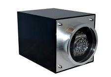 Pangaea S700 Single Metal Watch Winder Battery Operated Run or AC Power Rotator