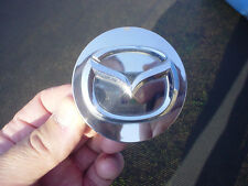 Mazda Wheel Center Cap Chrome Finish 2 3/16 Inch Diameter