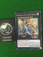 Yu-Gi-Oh RATE-EN049 NEO GALAXY-EYES CIPHER DRAGON Mint/NM