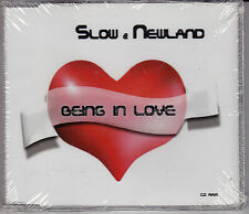 MAXI CD SINGLE 5 TITRES SLOW & NEWLAND BEING IN LOVE 2001 FRANCE NEUF SCELLE