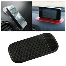 Black Car Magic Anti-Slip Dashboard Sticky Pad Non-slip Mat GPS Phone Holder