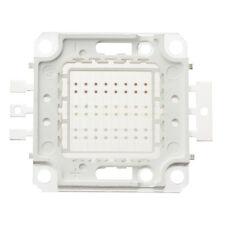 50W RGB LED Lampara Bombilla Chip Luz Rojo Verde Azul 560/1200/240LM J5G5