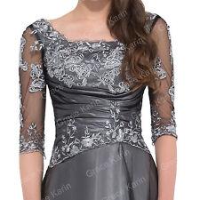 2017 Lang Abendkleider Cocktailkleid Partei Ballkleider Party Brautmutter Kleid