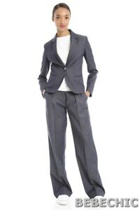 MAX MARA, Wool Suit - Blazer & Pants, Size 14 US, 16 GB, 44 DE, 48 IT