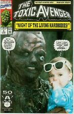 The Toxic Avenger # 3 (foto-cover) (USA, 1991)