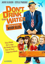 Don't Drink the Water (DVD)  Jackie Gleason, Estelle Parsons NEW