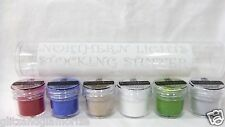 Inm Nail Colored Powder Northern Lights Stocking Stuffer 6pc/tube