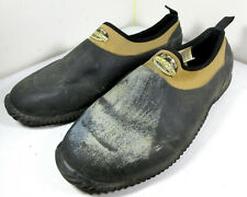 Lewis and Clark Outdoors Vulcanized Rubber Fishing Muck Shoes Size 11 US Men's